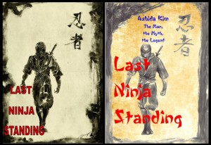 "Does ""Last Ninja Standing"" Cover, Title Imitate an Earlier Koga Ryu Blog Post?"