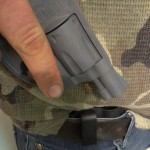 Survival Sheath Systems Bayonet Holster